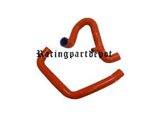 OBX Radiator Hose 97-98 Chevy GMC Truck Suv 1500/2500/3500 6.5L L56 2/4WD Red