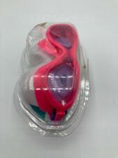New listing Speedo Kids' Hydrospex Classic Swim Mask, Reddish Pink, One Size