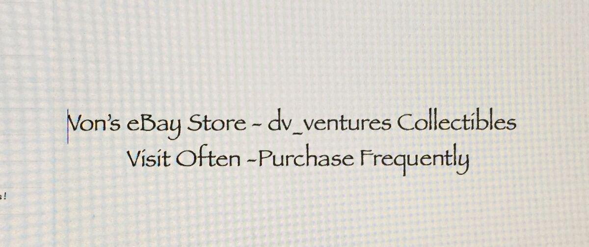 dv_ventures Collectibles