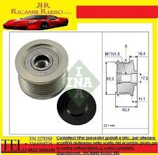 535011510 POLEA ALTERNADOR EMBRAGUE ALFA ROMEO 145 ( 930 ) 1,9 JTD