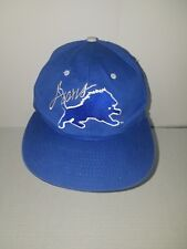 Detroit Lions NFL Snapback Cap Hat Baseball Adjustable Embroidered Sanders