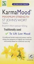 Schwabe KarmaMood Max Strength St John`s Wort - 60 Tablets