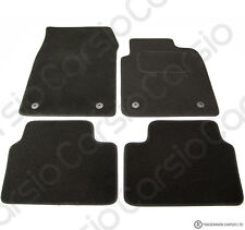 Vauxhall Vectra C & Signum 2003 - 2008 Tailored Black Car Floor Mats Carpets Set