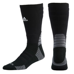Adidas Alphaskin Max Cushioned Crew Socks - Various Colors (NEW) Lists @ $18