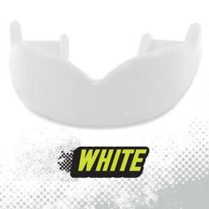 Damage Control Mouthguard Solid White