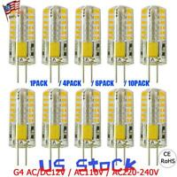 G4 LED Light Bulb AC/DC12V 3W Replacement 360°Beam Angle Warm White Cool White