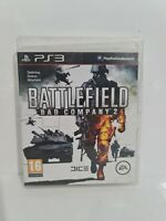 Battlefield Bad Company 2 PS3 Playstation 3 Fast Free Postage