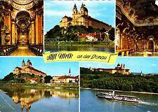 Stift Melk a.d. Donau , Ansichtskarte, gelaufen