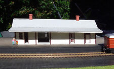 O scale  building NSWGR A-4 Station 1/48