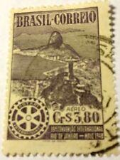 Timbres du Brésil