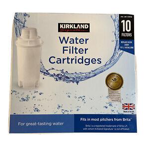 Kirkland Signature Water Filter Cartridge 9 Pack - New  Pitcher Filters