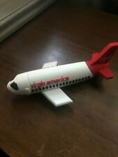 Virgin America Airline airplane phone external battery charger - Rare!
