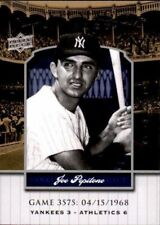 2008 Upper Deck Yankee Stadium Legacy Collection #3575 Joe Pepitone (REF 19131)