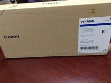 Canon 6689B001AA PFI-706B Blue Ink Cartridge for imagePROGRAF Printers 2018/2019