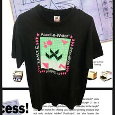Extremely Rare Vintage Xante Accel-A-Writer Innovations Original Promo Shirt