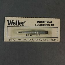 Weller Pt K7 Pt Series Tips For Tcp Irons Bit Long Tip Round