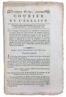 Cancale en 1794 Collioure Septeuil Arnouville Perpignan Fort Saint Elme Langres