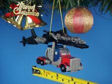 Decoration Xmas Ornament Decor Toy Transformers Legends Optimus Prime Jetfire AB