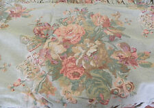 "Ralph Lauren-Rare- ""Squires Path"" King Ruffled Pillow Sham-2 available"
