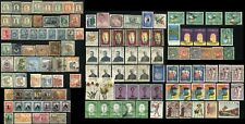 COLOMBIA Postage Airmail Correos Latin America Stamp Collection Used MLH