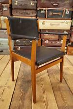 Vintage Armlehner Mid Century Design 60er Stuhl Loft Lounge Chair Danish Modern