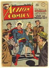 Action Comics #113 (1947) Graded 2.5 Good+  Superman, Zatara, Congo Bill ~ DC