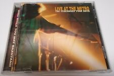 The LEGENDARY PINK DOTS live at metro CD chicago 11-11-1998 orig OUT OF PRINT nm