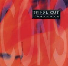 THE FINAL CUT - Consumed (CD 1992) USA Import EXC-NM Chris Connelly*Nivek Ogre