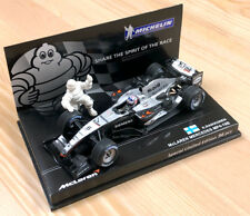 JPN LE, 96pcs | McLaren Mercedes MP4-19B Raikkonen 2004 Michelin 1:43 MINICHAMPS