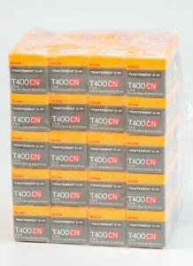 Kodak T400CN unopened brick of 20 rolls of 120 film expired