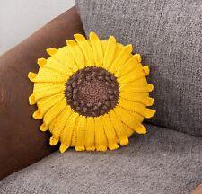 Twilleys - Crochet Kit - Sunflower Cushion -  2898/4034