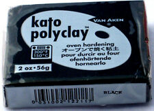 Kato Polymer Clay Oven Jewelry Craft Bake Polyclay  Bar Art Van Aken 2 Oz