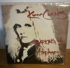 vinyle 33T Kim Carnes Barking at Airplanes Emi 1A 064 240338 1 année 1985