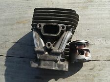 OEM Husqvarna 455 Rancher Jonsered 2255 Chainsaw Piston & Cylinder Kit