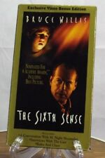 """THE SIXTH SENSE"" (VHS, 1999)~Collectors Special!~Up to 25% Off!"