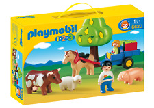 Playmobil 6620 Family Fun Summer Meadow (Playsets, Farm & Animals) for Age 3+