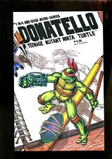 DONATELLO TEENAGE MUTANT NINJA TURTLES 1 (8.5) ONE ISSUE MICRO SERIES (b015)