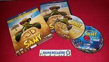 EL VIAJE EXTRAORDINARIA SAMY /1 BLU-RAY DISCO 1 DVD VÍDEO PAL