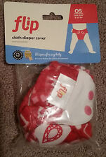 Carroll NIP Flip diaper cover by Bum Genius