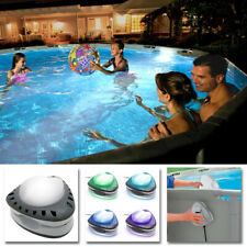 Intex Magnetische Poolleuchte LED Poolbeleuchtung Poollicht Poollampe Schwimmbad