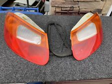 Genuine OEM Porsche 1997-2002 986 Boxster Taillights Tail Lights, Pair COMPLETE