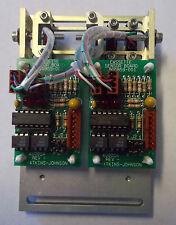 WATKINS JOHNSON 901489-001 LIMIT SENSOR LOAD RIGHT PCB W/TWO 900859-001