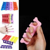 1* Finger Separator Manicure Tools Peach Heart Tool Accessories G7D2 Art M5J6