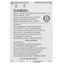 NEW OEM Casio C811 Verizon G'zOne Commando BTR811B 1800mAh Battery
