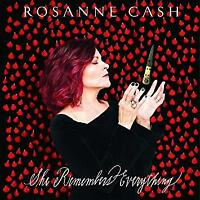 Rosanne Cash - She Remembers Everything - Deluxe Edition (NEW CD)