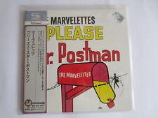 MARVELETTES - PLEASE MR. POSTMAN 1961/2012 JAPAN MINI LP SHM CD UICY-75335