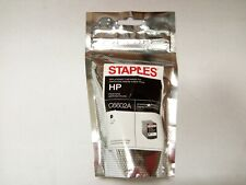 Staples Replacement Cartridge for HP C6602A 6602 Black
