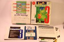 Fun School 3 AMIGA A500/A600/A1000 logiciel éducatif 5 To 7 S