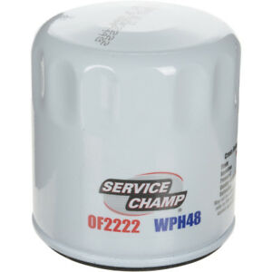 Engine Oil Filter Service Champ OF2222 Case of 12 Free shipping