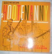 "Robin & The Folk Stringers HOOTENANNY SESAC 45 Lp 7"" Record"